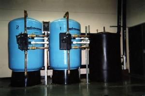 ablandadores de agua industriales